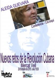 2015_10_28 Aleida Guevara